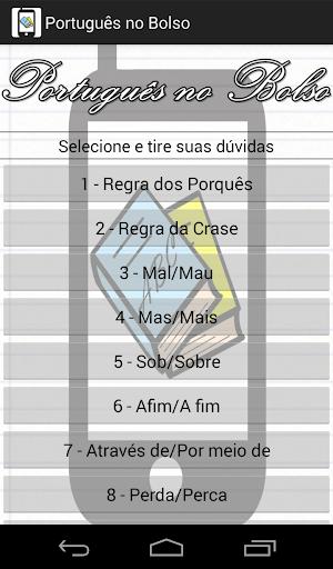 Português no Bolso