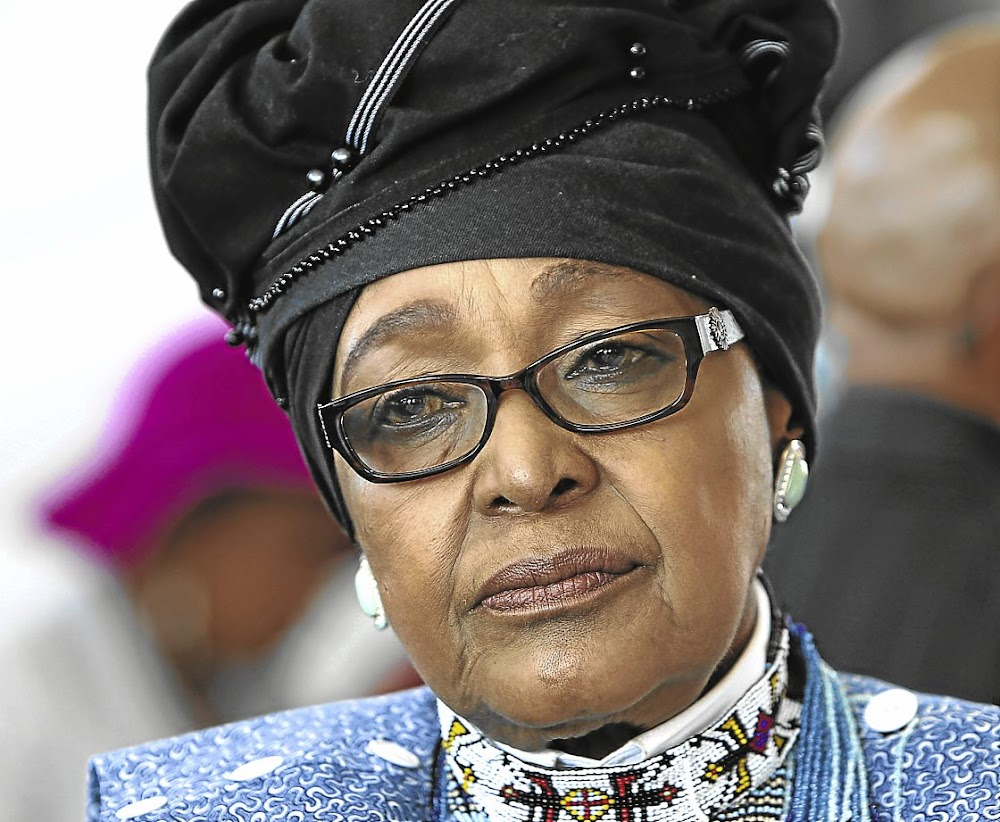 Top official denies serviettes cost nearly R500k for three funerals, including that of Winnie Madikizela-Mandela