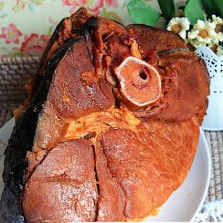 Crockpot Brown Sugar Ham