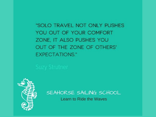 SeaHorse Sailing School on Google