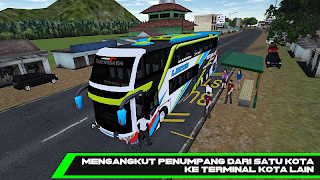 Unduh Mobile Bus Simulator Gratis