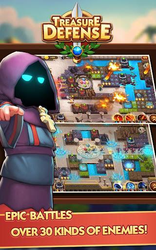 Treasure Defense 2.2.0.23 screenshots 9