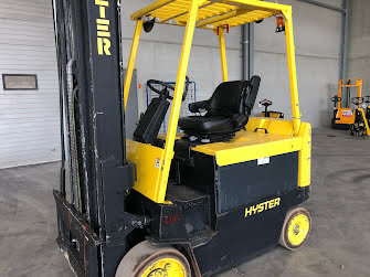 Picture of a HYSTER E4.00XL