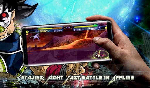 Last Battle: Sayajins Heroes  captures d'u00e9cran 1