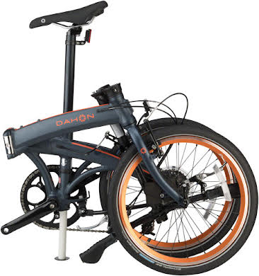 "Dahon Mu D9 20"" Folding Bike, Agate alternate image 0"