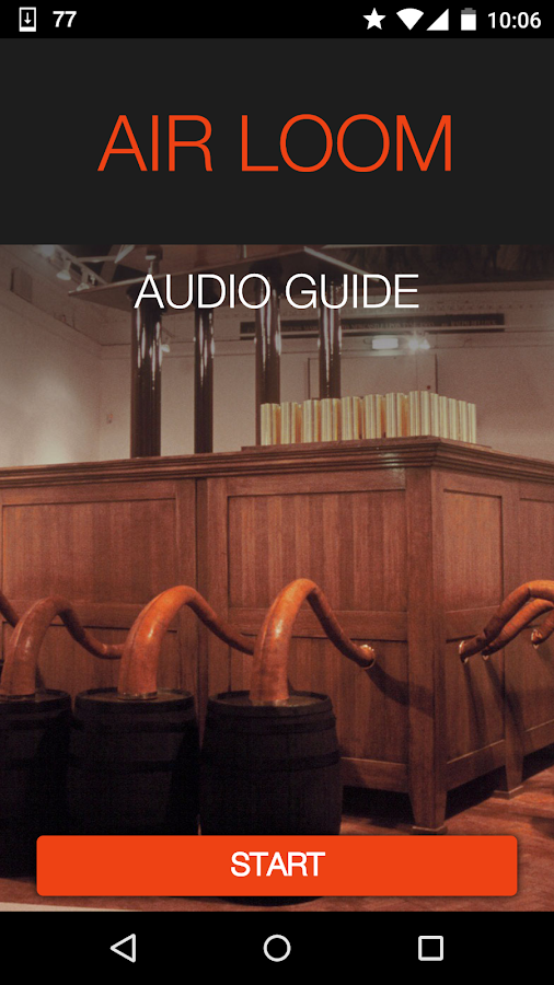 Air Loom Audio Guide- screenshot