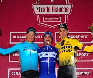'Alaphilippe gaat titel wél verdedigen in Strade Bianche'