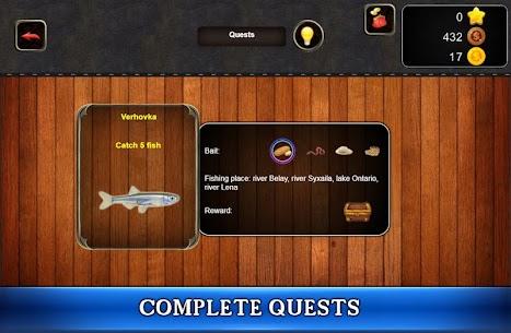 Fish Rain: Sport Fishing Games Mod Apk (Unlimited Money) 6