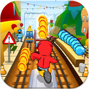 Subway Soni Frozen Running for PC and MAC