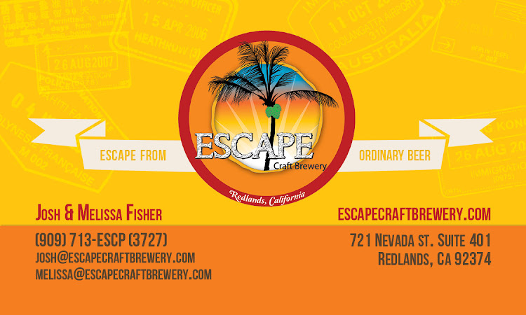 Logo of Escape 42 Wallaby Way Double iPA