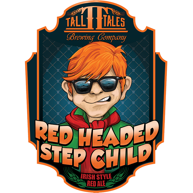 Logo of Tall Tales Readed Step Child