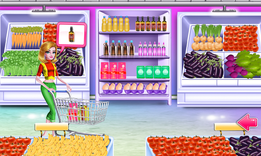 Supermarket Grocery Shopping Center 1.0.1 DreamHackers 1