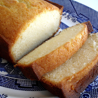 Condensed Milk Pound Cake.