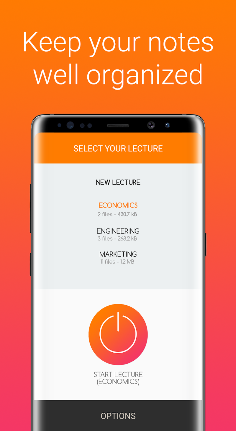 Lecture Notes - Classroom Notes Made Simple APK Cracked Free