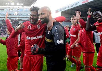 L'Antwerp veut poursuivre la saison