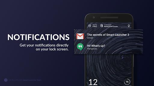 Black Hole - Lock screen 5.4.24 screenshots 4