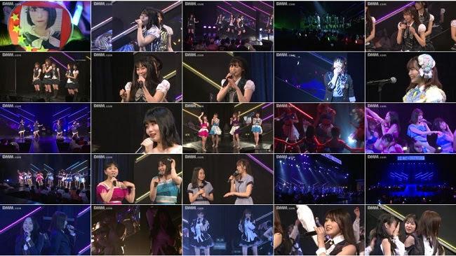 190515 (1080p) HKT48 チームH「RESET」公演 DMM HD