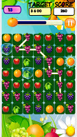 screenshot of Fruit Link master: super fruit matching surprise