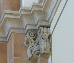 Photo: St. Francis of Assisi Church; Detail