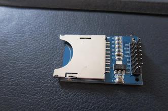 Photo: sd card module