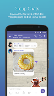 Viber Messenger- miniatura screenshot