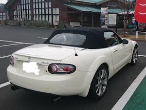 ロードスター NCEC H17.3rd Generation Limitedのカスタム事例画像 Kiyo-55さんの2018年10月26日23:02の投稿