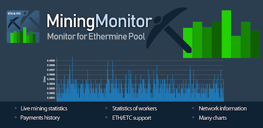Mining Monitor 4 Ethermine pool 4 0 6 (Android) - Download APK