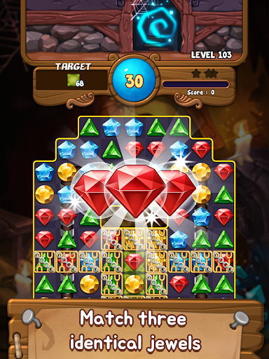 Jewels Time : Endless match 2.3.2 screenshots 9