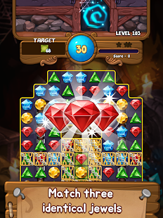 Game Jewels Time : Endless match APK for Windows Phone