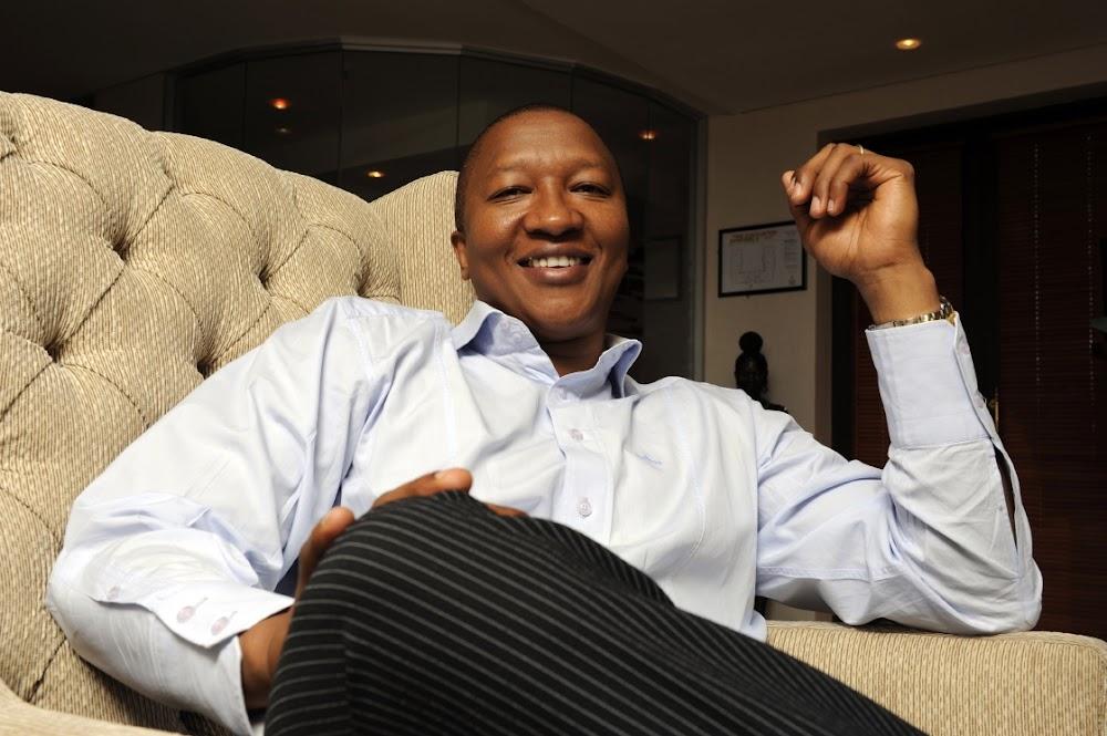 Rebosis CEO Sisa Ngebulana to step down in wake of debt-busting deal - Business Day