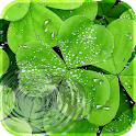 Leaf Live Wallpaper 3D: HD Background 2018 icon