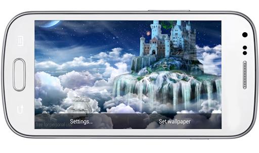 Fantasy Castles LiveWallpaper