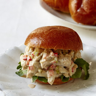 Crab Salad Sandwich with Old Bay Dressing Recipe