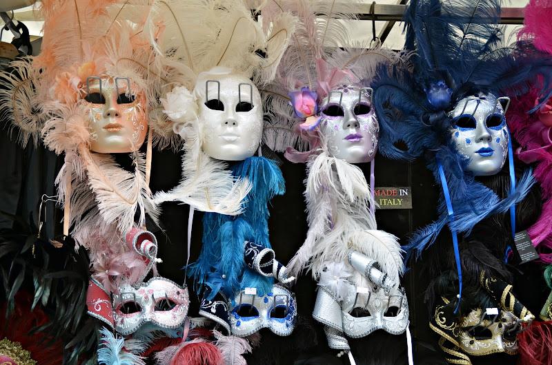 8 maschere di carnevale di viola94