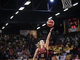 """Straffe prestatie: Julie Allemand opnieuw """"Defensive Player of the Week"""" in de WNBA"""