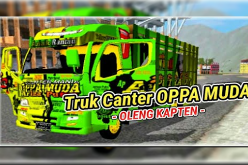 LIVERY BUSSID MOD TRUCK Indonesia 1.4 screenshots 2