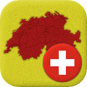 Swiss Cantons - Quiz about Switzerland's Geography