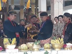 Jamasan pusaka di Kabupaten Ngawi