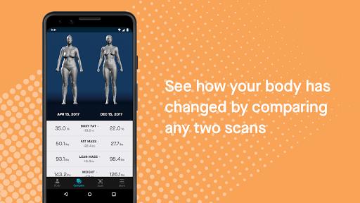 Naked u2014 3D Home Body Scanner 1.0.2 (2040) screenshots 4