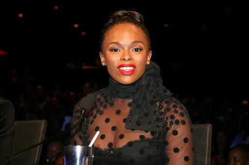 Idols judge Unathi Msengana Picture: Bafana Mahlangu /Sowetan/Sunday World