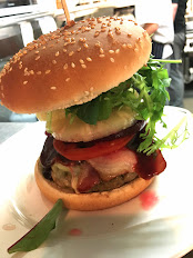 The Leura burger