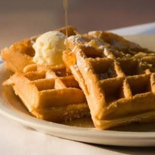 Copycat Waffle House Waffles.