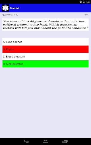 EMT Study - NREMT Test Prep screenshot 12