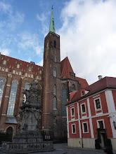 Photo: Breslau, Hl. Kreuz- und Bartholomäuskirche