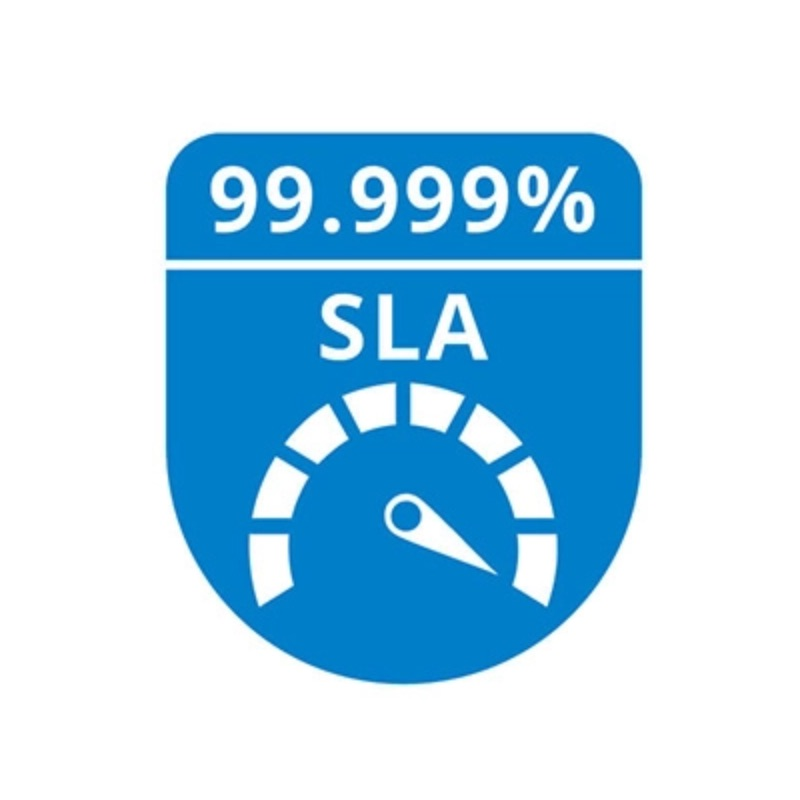 StarLeaf SLA with 99.999% uptime guarantee