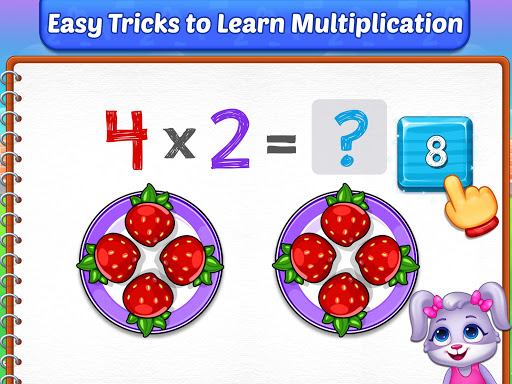 Multiplication Kids - Math Multiplication Tables android2mod screenshots 10