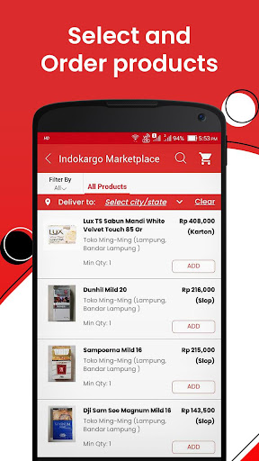 IndoKargo 5.0.29 screenshots 2