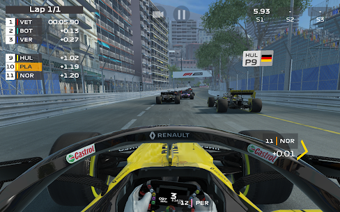 F1 Mobile Racing App Latest Version Download For Android and iPhone 9