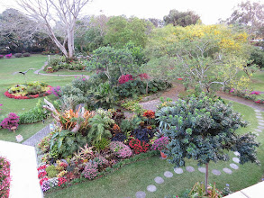 Photo: Nextthe places. The garden at Hotel Bouganvillea in San Jose.