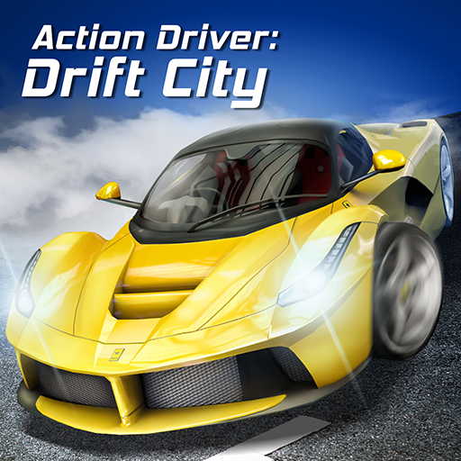 Action Driver: Drift City